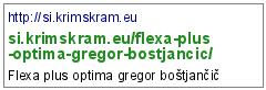 http://si.krimskram.eu/flexa-plus-optima-gregor-bostjancic/